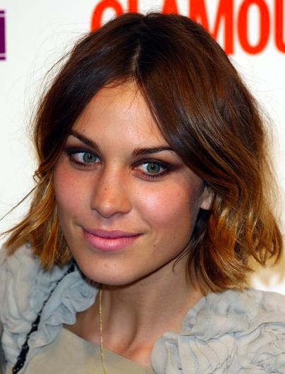 Natural Looking Balayage Brown Hair